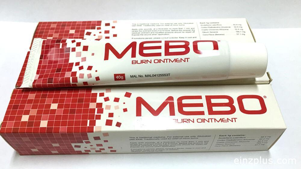 mebo burn ointment