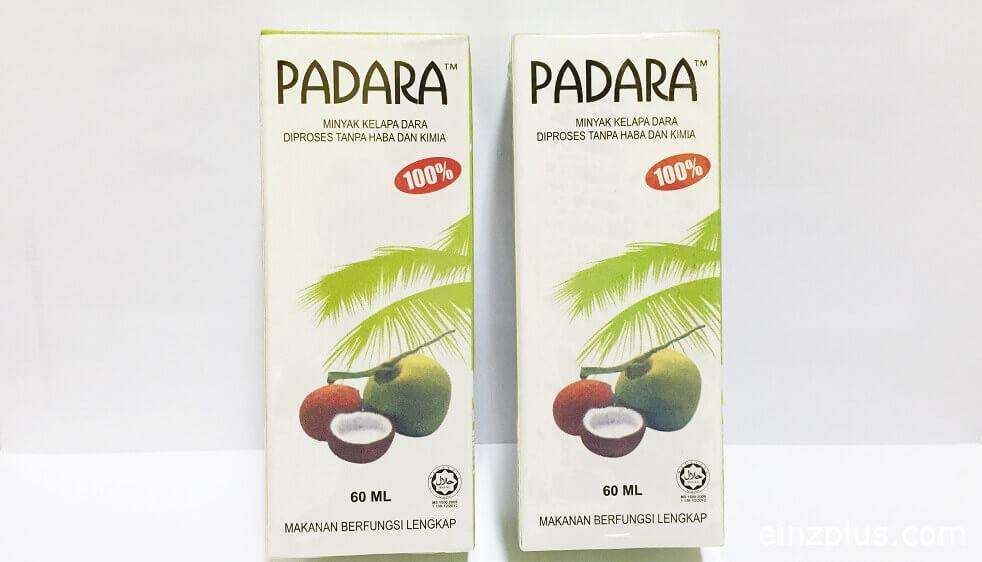 harga minyak kelapa dara