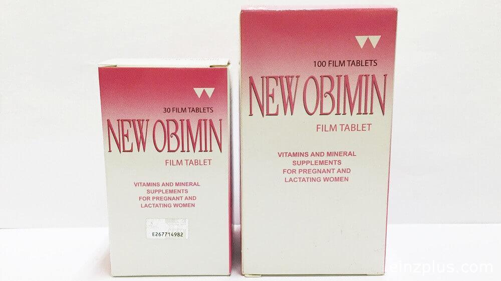 harga vitamin obimin
