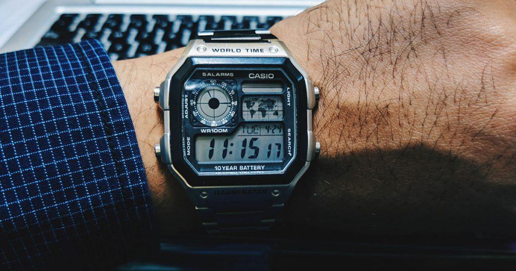 Casio Royale AE-1200WH – Jam Tangan Casio Yang Berkualiti, Timeless Design Dengan Harga Di Bawah RM100