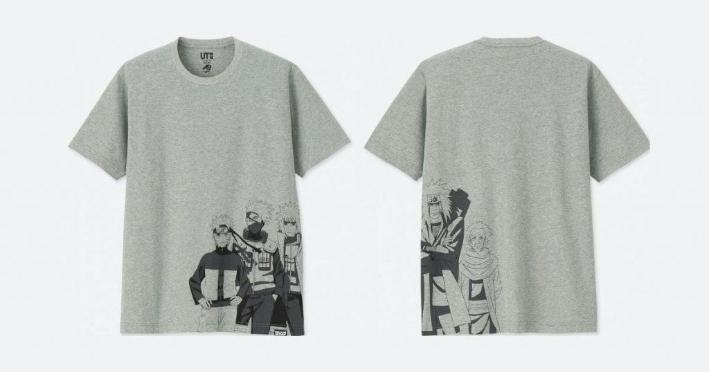 T-Shirt Uniqlo X Shonen Jump Kini Di Malaysia – Dapatkan Sekarang !