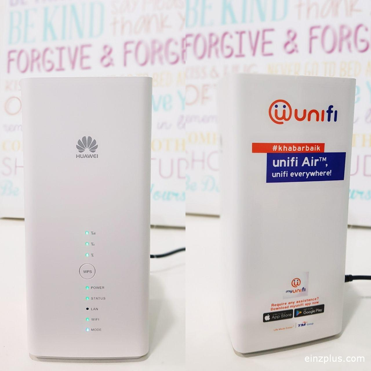 huawei b618s-65d unifi air
